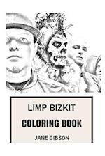 Limp Bizkit Coloring Book