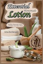 Essential Homemade Lotion