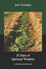 31 Days of Spiritual Wisdom