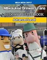 Milwaukee Brewers Fans Sudoku Puzzle Book