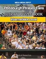 Pittsburgh Pirates Fans Sudoku Puzzle Book