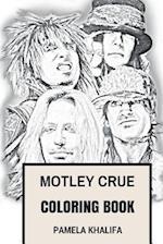 Motley Crue Coloring Book