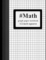 #Math Graph Paper Notebook