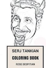 Serj Tankian Coloring Book