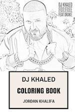 DJ Khaled Coloring Book