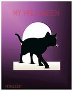 My Halloween Notebook