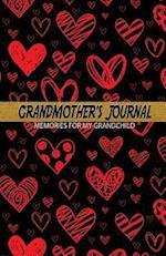 Grandmother's Journal Memories for My Grandchild