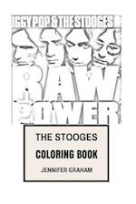 The Stooges Coloring Book