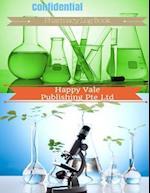 Confidential Pharmacy Log Book