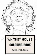 Whitney Houston Coloring Book