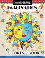Wonderful Imagination Coloring Books