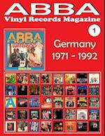 Abba - Vinyl Records Magazine No. 1 - Germany (1971 - 1992)
