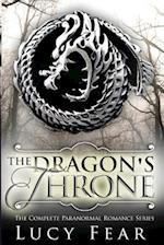 The Dragon's Throne - Complete 4 Book Series