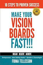 Make Your Vision Boards Fast!!!