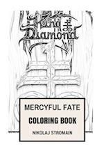 Mercyful Fate Coloring Book