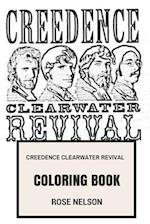 Creedence Clearwater Revival Coloring Book