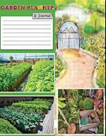 Garden Planner & Journal
