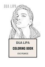Dua Lipa Coloring Book