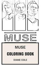 Muse Coloring Book