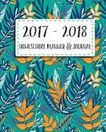 Homeschool Planner and Journal 2017 - 2018