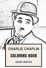 Charlie Chaplin Coloring Book