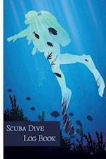 Scuba Dive Log Book