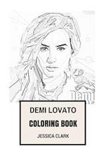 Demi Lovato Coloring Book