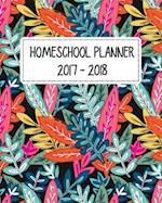 Homeschool Planner 2017 - 2018
