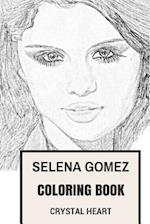 Selena Gomez Coloring Book