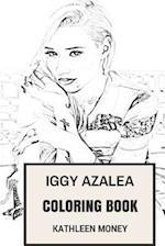 Iggy Azalea Coloring Book