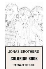 Jonas Brothers Coloring Book