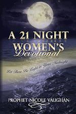 A 21 Night Women's Devotional