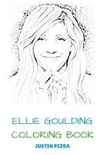 Ellie Goulding Coloring Book