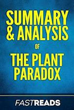 Summary & Analysis of the Plant Paradox
