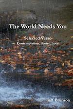 The World Needs You af Jeff Brunson