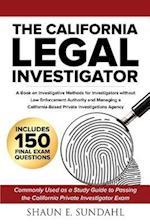 The California Legal Investigator