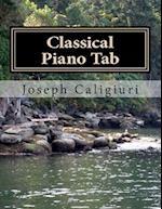 Classical Piano Tab