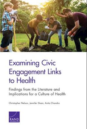 Examining Civic Engagement Links to Health