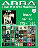 Abba - Vinyl Records Magazine No. 3 - United States (1972 - 1992)