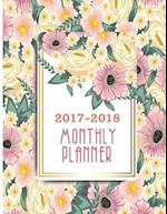 2017- 2018 Monthly Planner