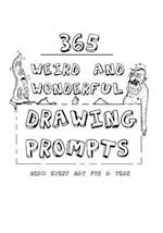 365 Weird and Wonderful Drawing Prompts