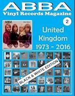 Abba - Vinyl Records Magazine No. 2 - United Kingdom - Black & White Edition