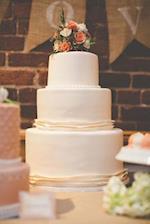 Wedding Cake Notebook