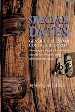 Special Dates 3