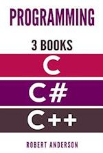 Programming in C/C#/C++ af Robert Anderson