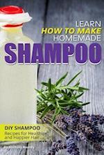 Learn How to Make Homemade Shampoo