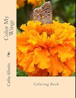 Color My Wings Coloring Book