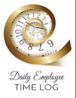 Daily Employee Time Log