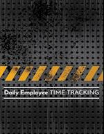 Daily Employee Time Tracking