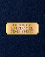 Hourly Employee Time Sheet